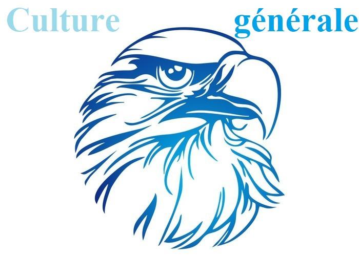 L'aigle en culture générale