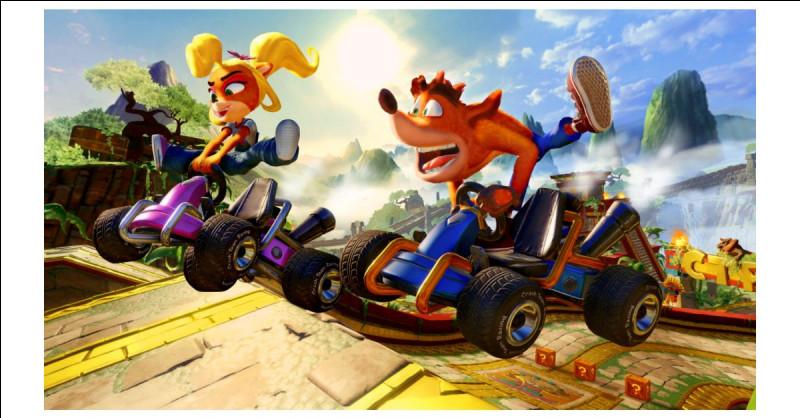 Dans un jeu vidéo, augmentation importante mais de durée limitée des capacités d'un personnage ou d'un véhicule :