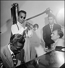 Style de jazz apparu dans les années 1940 :