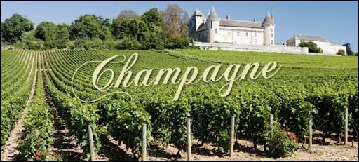 Une serpillère en Champagne :