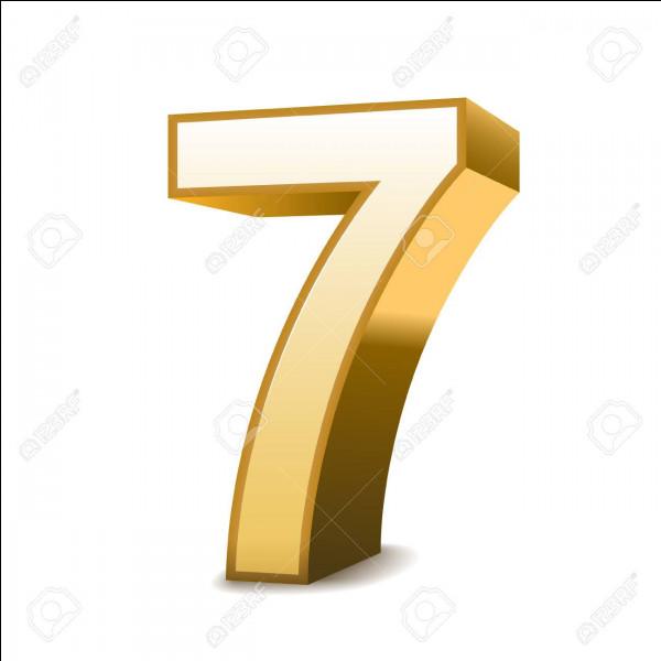 Quel est le 7e art ?