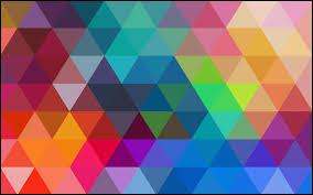 Pour finir, quelles sont les sept couleurs de l'arc-en-ciel ?
