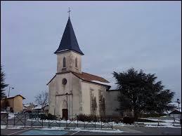 Commune d'Auvergne-Rhône-Alpes, dans le Pays de Gex, Saint-Jean-de-Gonville se situe dans le département ...
