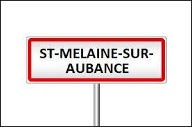 Ville des Pays-de-la-Loire, dans le Saumurois, Saint-Mélaine-sur-Aubance se situe dans le département ...