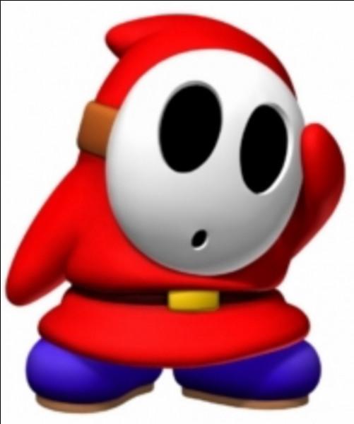 Ce personnage de l'univers de Mario se nomme :