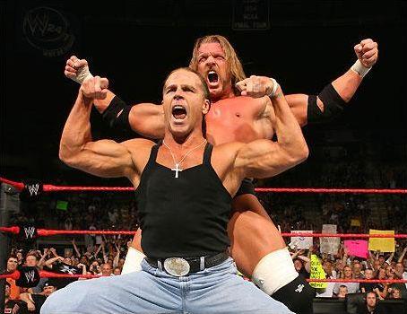 WWE en photo