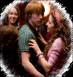 Pourquoi Ron sort-il avec Lavande ?
