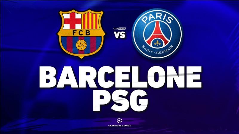 Le 16 février 2021, quelle équipe de football a remporté le match aller des 8e de finale de la Ligue des champions ?