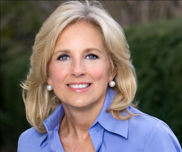 Quel est le prénom de l'épouse du président américain Joe Biden ?
