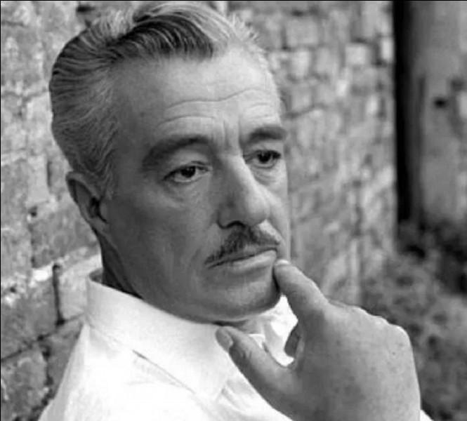 Qui est ce cinéaste italien, réalisateur du film ''Le Voleur de bicyclette'' sorti en 1948 ?
