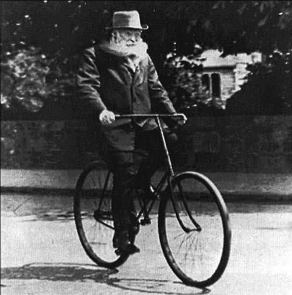Qui est cet inventeur du pneumatique comme ''garniture de jante applicable aux roues de véhicules.'' ?