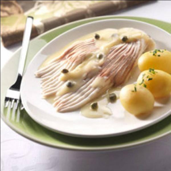 """Quel poisson est traditionnellement cuisiné """"à la grenobloise"""" ?"""