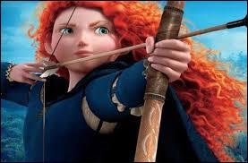Quel est le prénom de cette jeune fille impétueuse et échevelée qui préfère son indépendance à une vie de princesse ?
