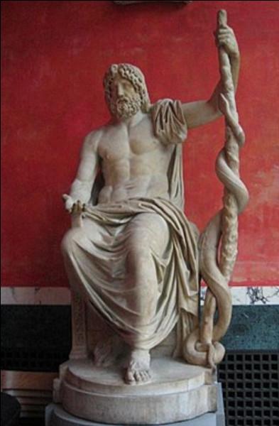 Asclépios est-il grec ou romain ?