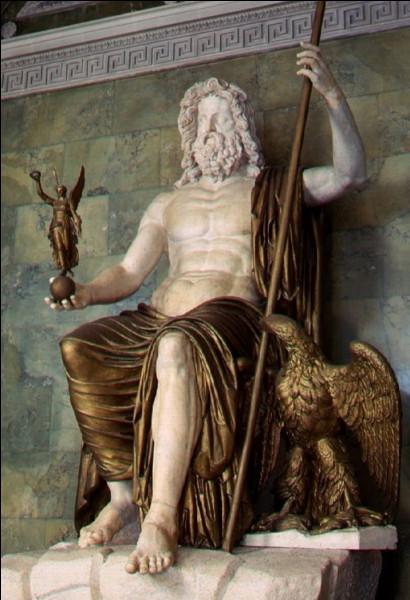 Jupiter est une divinité importante du panthéon...
