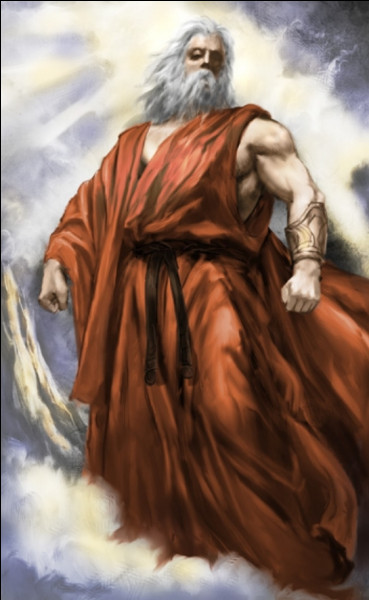 Le titan du ciel Uranus est-il grec ou romain ?