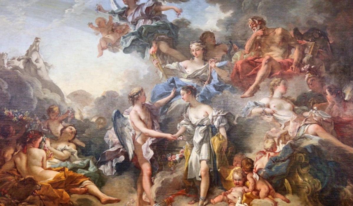 Est-ce une divinité grecque ou romaine ? (1)