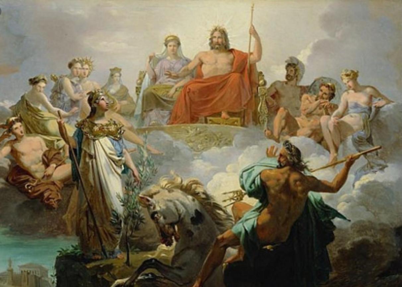 Est-ce une divinité grecque ou romaine ? (2)