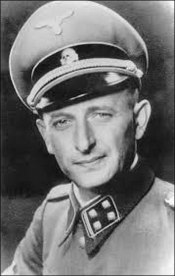 11 avril 1961 : À Jérusalem s'ouvre le procès d'un nazi, l'un des principaux responsables du génocide des juifs. Enlevé par les services secrets israéliens en Argentine, de qui s'agit-il ?