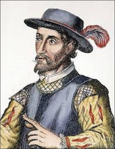 2 avril 1513 : Quel conquistador accoste au sud-est de l'Amérique du Nord, et prend possession au nom de l'Espagne de cette terre qu'il nomme ''La Florida'' (la fleurie) ?