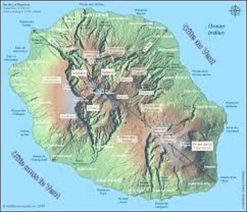 6 avril 1815 : Quelle île, des départements d'outre-mer, est rétrocédée à la France par les Britanniques ?