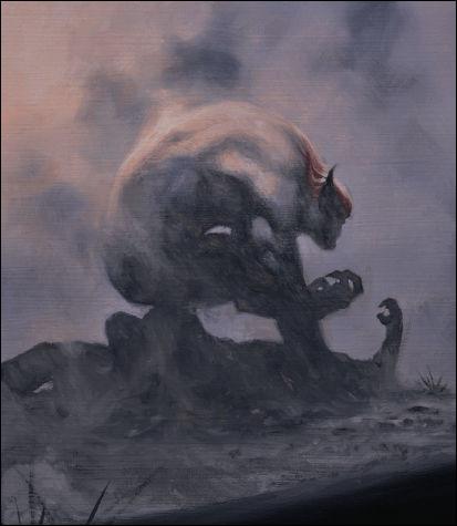 """Le nom de """"strigoï"""" vient des antiques stryges grecques : âme errante n'ayant pu entrer au paradis de Zalmoxis, elle se repaît de la chair corrompue des cadavres. Beurk ! Et cela se passe où donc ?"""
