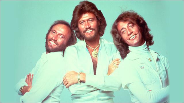 "La chanson ""Stayin' Alive"" des Bee Gees a servi au film..."