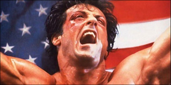 Laquelle de ces chanson a servi au film ''Rocky'' ?