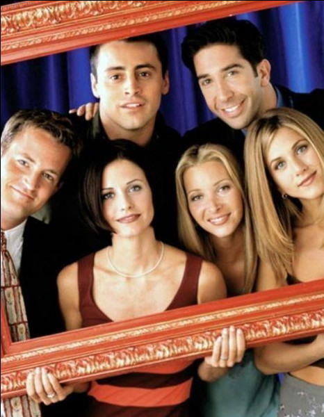 """""""I'll Be There For You"""" qui accompagne la série ''Friends'' date des années..."""