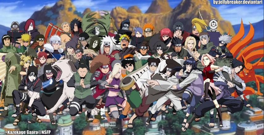 Qui es-tu dans ''Naruto'' ?