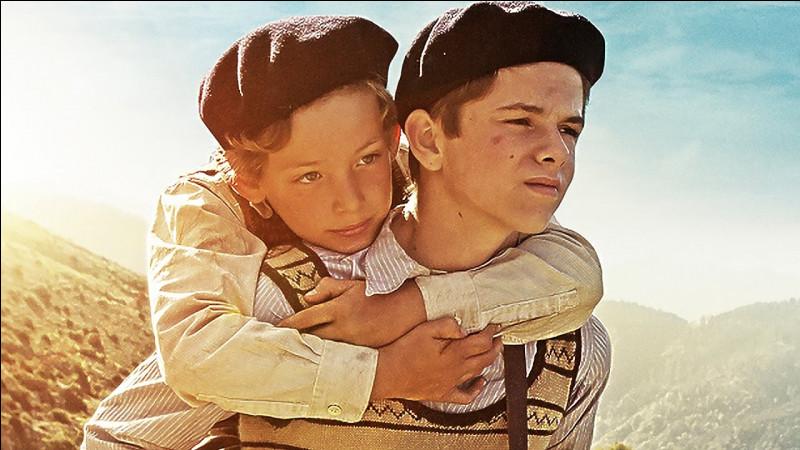 """Quels prénoms portaient les enfants Joffo, dans le film """"Un sac de billes"""" ?"""