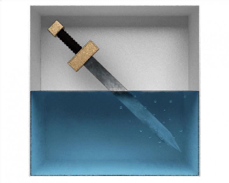 Un coup d'épée dans la culture générale !