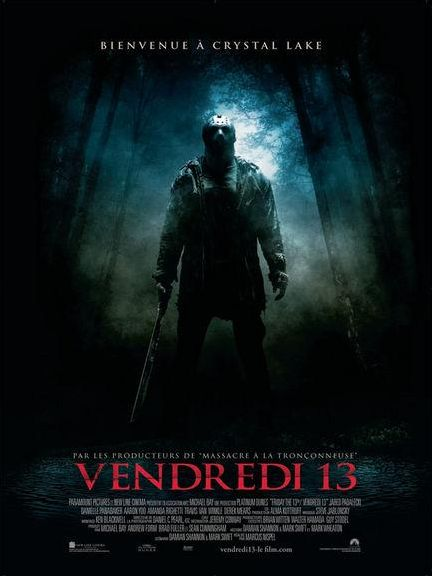 Film d'horreur : Vendredi 13 (2009)