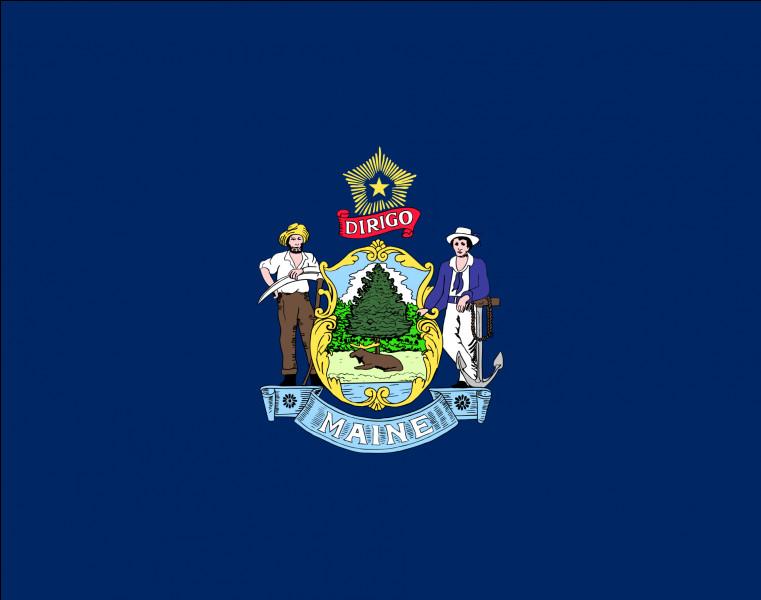 Quelle est la capitale de l'État américain du Maine ?