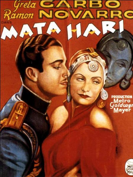 De quelle nationalité était Mata Hari ?