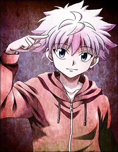 "Comment s'appelle la sœur de Kirua ? (""Hunter × Hunter"")"
