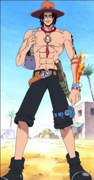 """Qui est le disciple de Ace ? (""""One Piece"""")"""
