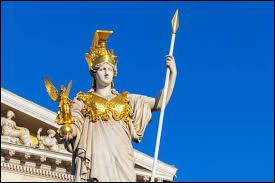 Athéna est-elle une déesse de la mythologie romaine ?