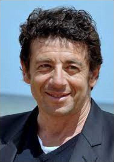 Chanteur / cinéma : Né le 14 mai 1959 à Tlemcen, en Algérie, Patrick Bruel est un chanteur, auto-compositeur, acteur et producteur. Recevant durant sa carrière pas moins de 12 récompenses aux Victoires de la musique, il reçut également en 2013 un César du meilleur acteur. Pour quel film ?