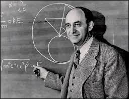 Ce physicien, lauréat du prix Nobel en 1938, père de la première pile atomique en 1942, c'est ... Fermi.