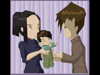 Qui sont les parents du bébé ?