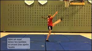 C'est le nom d'un mouvement en athlétisme qu'on utilise lors du saut en hauteur.