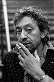 Quelle est cette chanson écrite et composée par Serge Gainsbourg ?