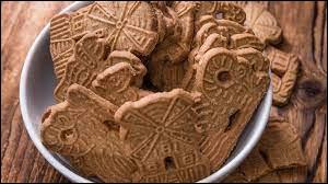Comment s'appelle ce célèbre biscuit à la cannelle ?