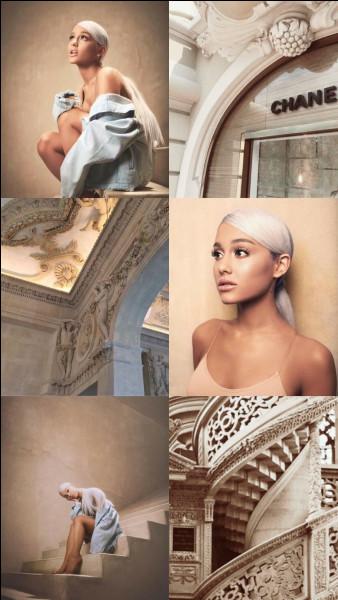 """""""Sweetener"""" est l'album n° [...] d'Ariana Grande."""