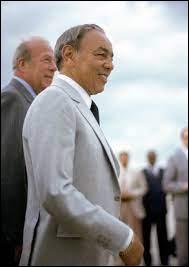 De quel pays Hassan II fut-il roi ?