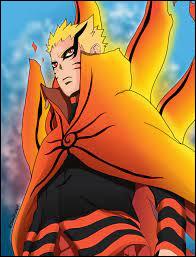 Question bonus : quelle est la dernière transformation de Naruto ?