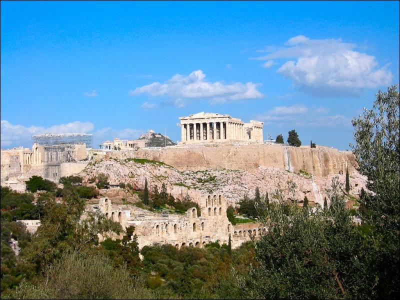 Entre autre célèbre pour son Acropole, quelle est la capitale de la Grèce ?