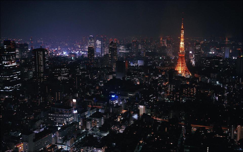 Celèbre pour être la ville la plus peuplée au monde, quelle est la capitale du Japon ?
