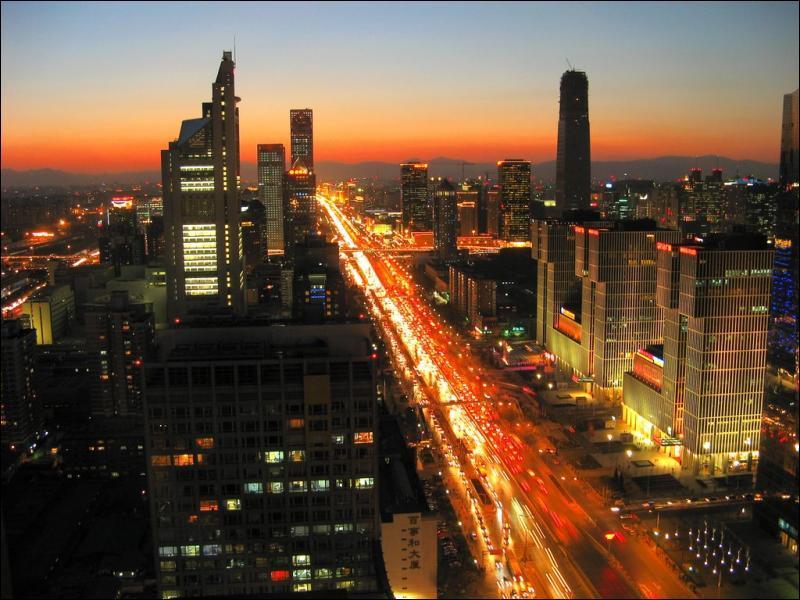 En 2008, quelle ville et capitale chinoise a organisé la 29ème cérémonie des JO d'été ?